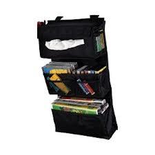 HighRoad Entertainment Organizer Compact - Black, $19.99 at Target