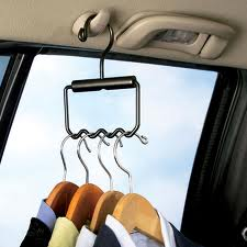 Car Clothes Carrier, $7.99 at Container Store