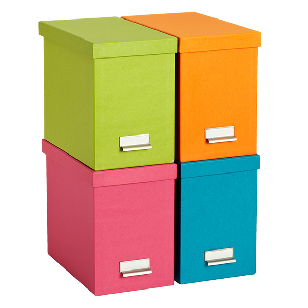Desktop File, Container Store $19.99